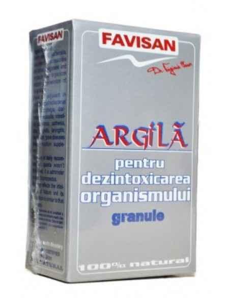 Argila granule 100g Favisan