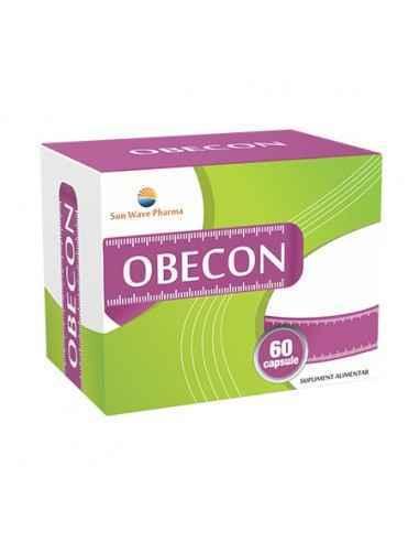 OBECON 60CPS SUNWAVE PHARMA Reglează metabolismul.