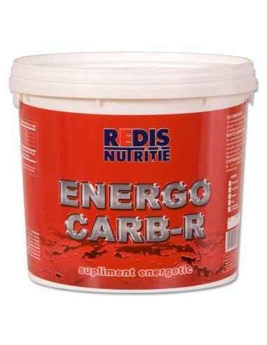 ENERGOCARB-R tutti frutti galeata 5kg Redis Energocarb-R este un supliment energetic din carbohidrati (cu arome de vanilie, cio