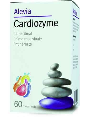 Cardiozyme 60 comprimate Alevia