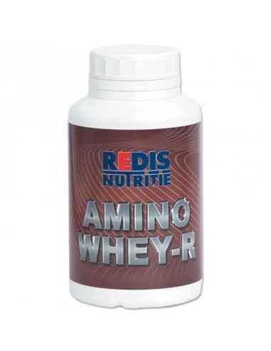 AMINO WHEY -R 500 tablete Redis Amino Whey-R sunt comprimate cu concentratie proteica mare, din izolat proteic din zer.