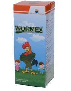 Wormex Sirop 100 ml Sun Wave Pharma