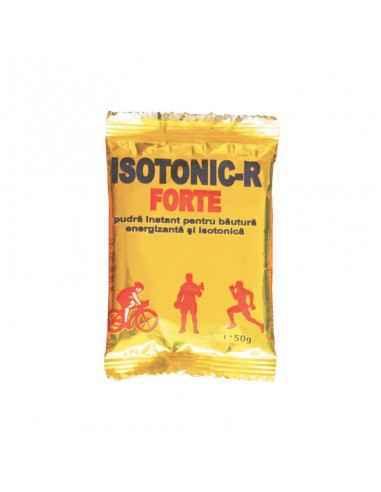 ISOTONIC FORTE-R 50 g/plic Redis Isotonic-R Forte este o bautura isotonica reconfortanta, care contine cele mai importante vita