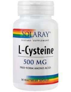 L-Cisteina 30 cps Secom