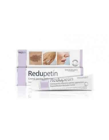REDUPETIN CREMA 20ML Zdrovit Produs dermatocosmetic special conceput pentru decolorarea petelor pigmentare.