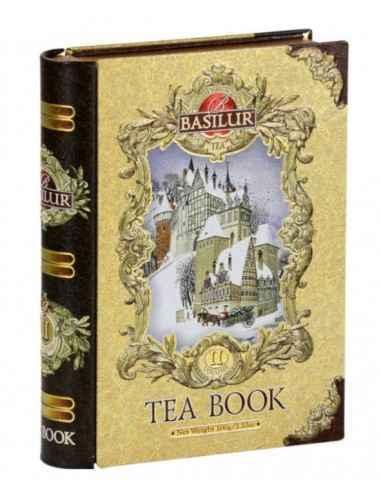 TEA BOOK VOL.II (AURIU) 100GR BASILUR TEA In serile de iarna friguroase, savureaza o ceasca de ceai cald si relaxeaza-te. Aceas
