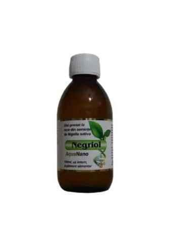 NEGRIOL (ulei de negrilica presat la rece) 100ml AGHORAS Uleiul de negrilica este folosit in mod traditional pentru a creste ca